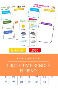 Circle Time Bundle - Filipino